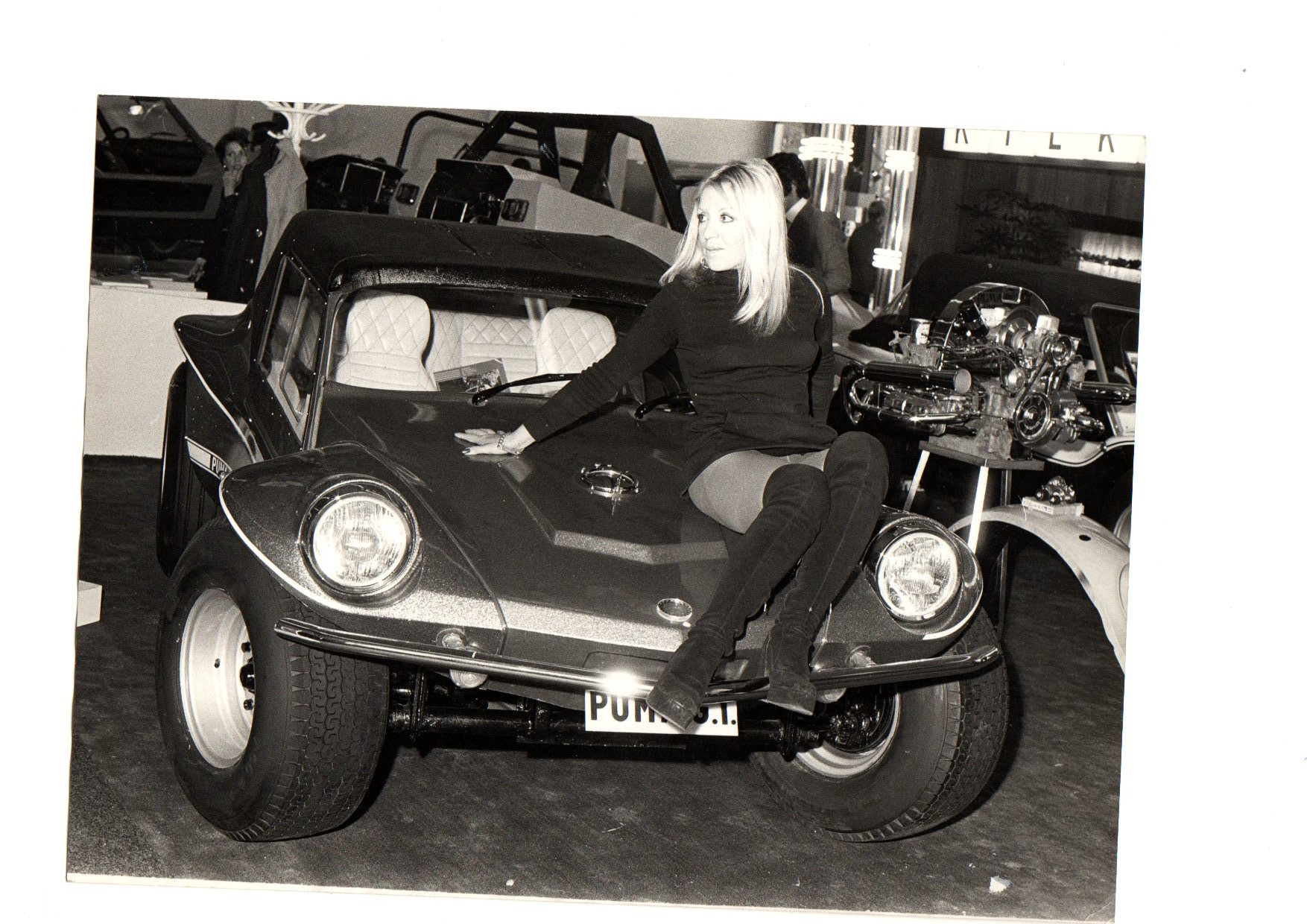 1973<br /> DUNE BUGGY<br /> PUMA GT